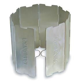 Tatonka Przeciwwiatrowa osłona palnika składana 8 elementów srebrny